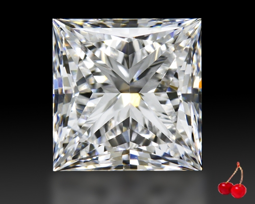 1.004 ct E VS1 Expert Selection Princess Cut Loose Diamond