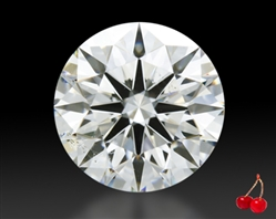 0.916 ct I SI1 Expert Selection Round Cut Loose Diamond