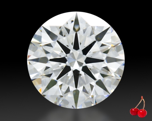 0.901 ct F SI1 Expert Selection Round Cut Loose Diamond