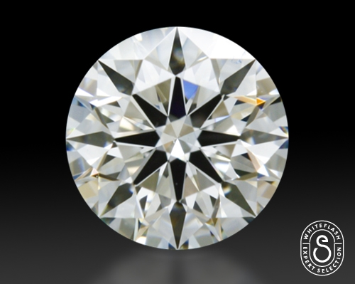 0.574 ct H VS1 Expert Selection Round Cut Loose Diamond