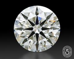 0.574 ct H VS1 Expert Selection Round Cut Loose Diamond