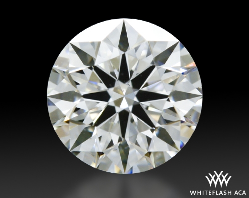 0.59 ct G VS2 A CUT ABOVE® Hearts and Arrows Super Ideal Round Cut Loose Diamond