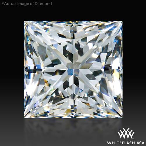 1.023 ct I VS2 A CUT ABOVE® Princess Super Ideal Cut Diamond