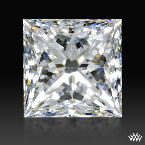 1.012 ct G VS1 A CUT ABOVE® Princess Super Ideal Cut Diamond