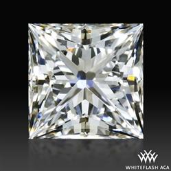 0.714 ct I VS2 A CUT ABOVE® Princess Super Ideal Cut Diamond