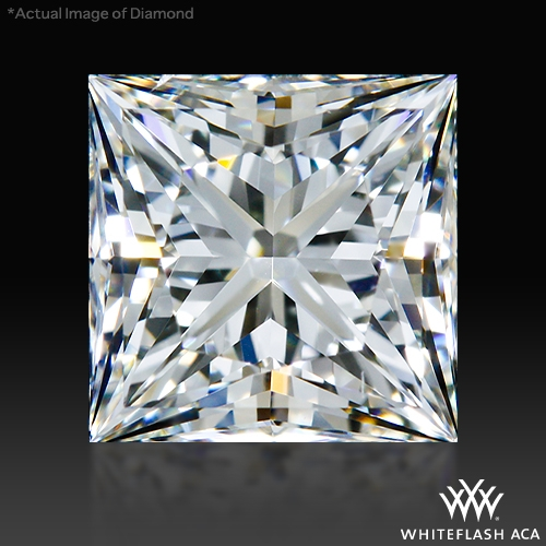 1.063 ct I VS2 A CUT ABOVE® Princess Super Ideal Cut Diamond