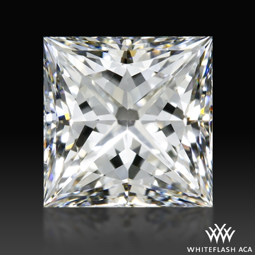 1.028 ct I VS1 A CUT ABOVE® Princess Super Ideal Cut Diamond