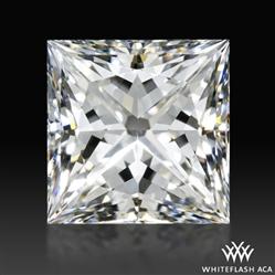 1.028 ct I VS1 A CUT ABOVE® Princess Super Ideal Cut Diamond