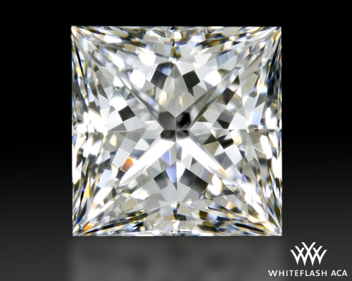 0.715 ct G VS1 A CUT ABOVE® Princess Super Ideal Cut Diamond