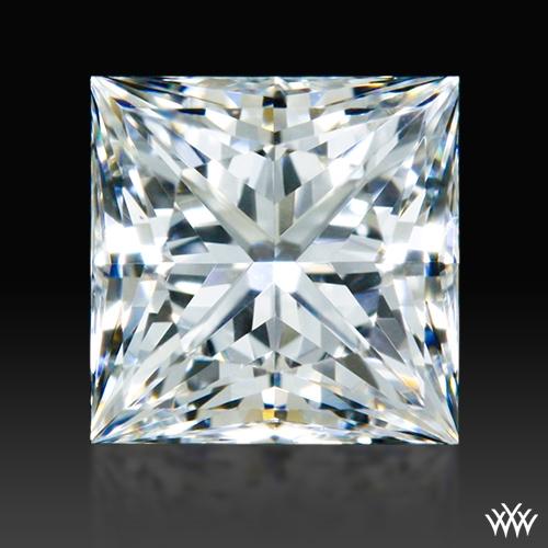 0.503 ct E VS1 A CUT ABOVE® Princess Super Ideal Cut Diamond
