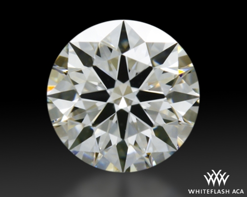 0.318 ct H VS1 A CUT ABOVE® Hearts and Arrows Super Ideal Round Cut Loose Diamond