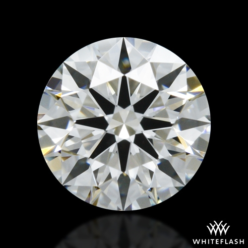 0.417 ct G VS1 A CUT ABOVE® Hearts and Arrows Super Ideal Round Cut Loose Diamond
