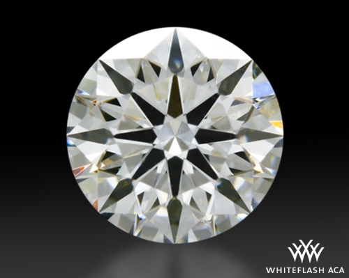 0.608 ct H VS1 A CUT ABOVE® Hearts and Arrows Super Ideal Round Cut Loose Diamond