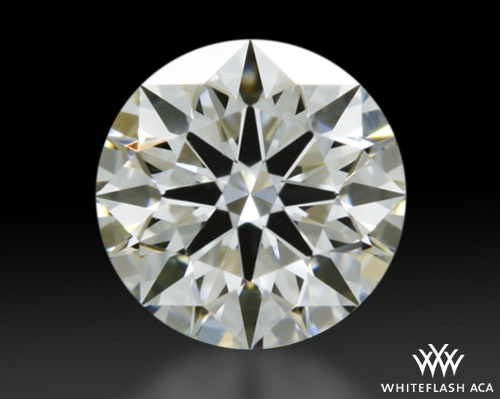 0.322 ct I VS1 A CUT ABOVE® Hearts and Arrows Super Ideal Round Cut Loose Diamond