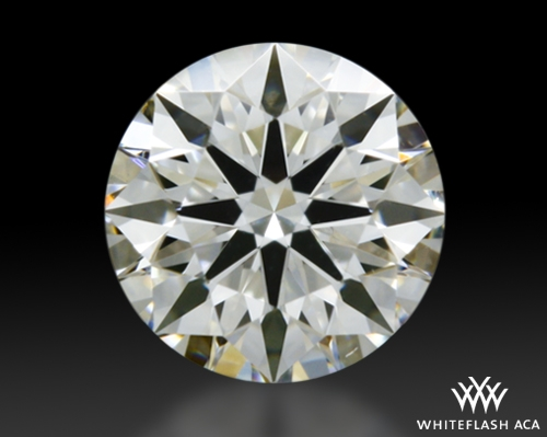 0.332 ct I VS2 A CUT ABOVE® Hearts and Arrows Super Ideal Round Cut Loose Diamond