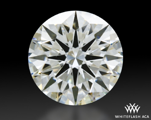1.017 ct I VS2 A CUT ABOVE® Hearts and Arrows Super Ideal Round Cut Loose Diamond