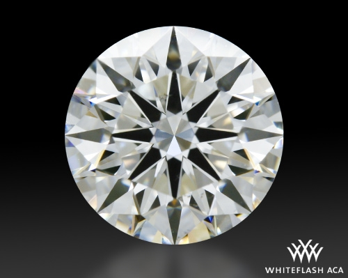 1.11 ct I VS2 A CUT ABOVE® Hearts and Arrows Super Ideal Round Cut Loose Diamond
