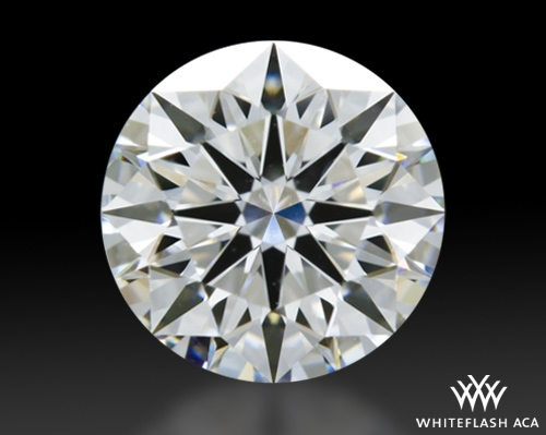 1.155 ct G VS2 A CUT ABOVE® Hearts and Arrows Super Ideal Round Cut Loose Diamond