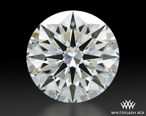 1.176 ct G VS1 A CUT ABOVE® Hearts and Arrows Super Ideal Round Cut Loose Diamond