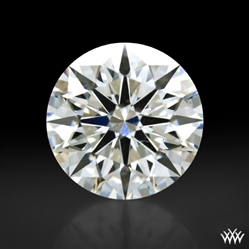 1.12 ct G VS1 A CUT ABOVE® Hearts and Arrows Super Ideal Round Cut Loose Diamond