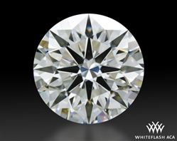 1.227 ct G VS1 A CUT ABOVE® Hearts and Arrows Super Ideal Round Cut Loose Diamond