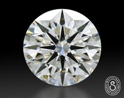 1.202 ct H VS1 Expert Selection Round Cut Loose Diamond