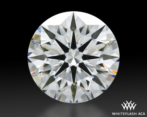 1.043 ct F VS2 A CUT ABOVE® Hearts and Arrows Super Ideal Round Cut Loose Diamond