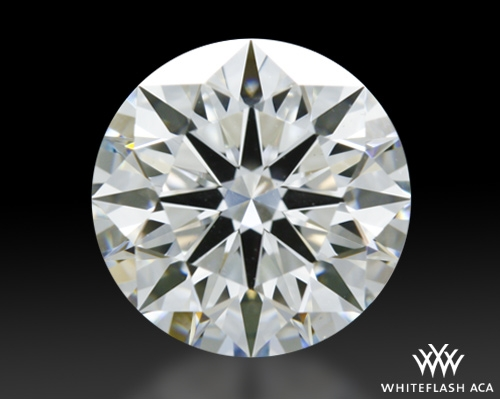 1.521 ct H VS1 A CUT ABOVE® Hearts and Arrows Super Ideal Round Cut Loose Diamond