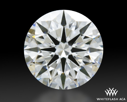 0.80 ct G VS1 A CUT ABOVE® Hearts and Arrows Super Ideal Round Cut Loose Diamond