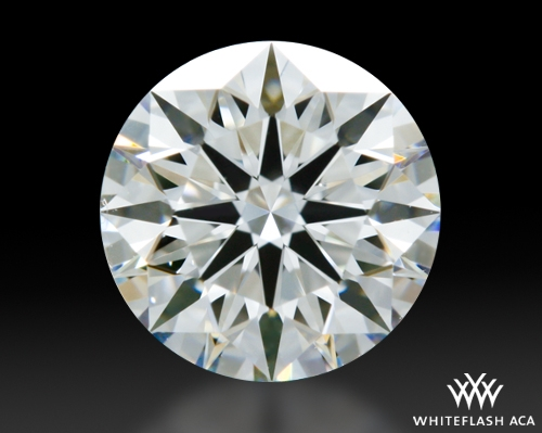 0.831 ct G VS1 A CUT ABOVE® Hearts and Arrows Super Ideal Round Cut Loose Diamond
