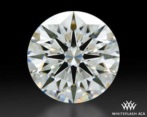 0.82 ct G VS2 A CUT ABOVE® Hearts and Arrows Super Ideal Round Cut Loose Diamond