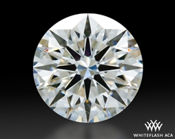 0.703 ct F VS2 A CUT ABOVE® Hearts and Arrows Super Ideal Round Cut Loose Diamond