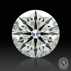 0.80 ct H SI1 Expert Selection Round Cut Loose Diamond