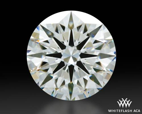 0.785 ct G VS1 A CUT ABOVE® Hearts and Arrows Super Ideal Round Cut Loose Diamond