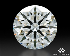 0.812 ct G VVS2 A CUT ABOVE® Hearts and Arrows Super Ideal Round Cut Loose Diamond