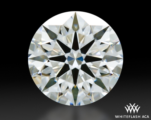 0.73 ct G VS1 A CUT ABOVE® Hearts and Arrows Super Ideal Round Cut Loose Diamond