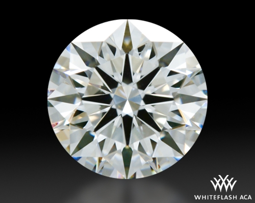 0.922 ct G VVS2 A CUT ABOVE® Hearts and Arrows Super Ideal Round Cut Loose Diamond