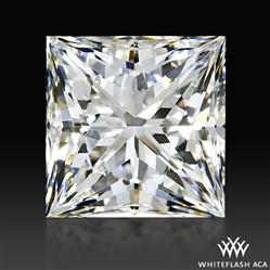1.538 ct I SI1 A CUT ABOVE® Princess Super Ideal Cut Diamond