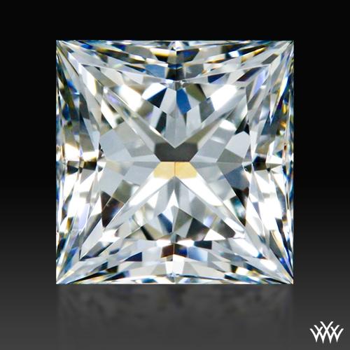 0.704 ct G VS2 A CUT ABOVE® Princess Super Ideal Cut Diamond