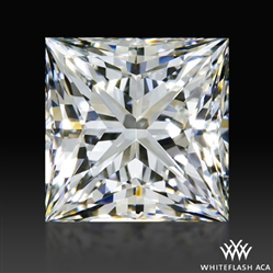 1.536 ct I VS2 A CUT ABOVE® Princess Super Ideal Cut Diamond