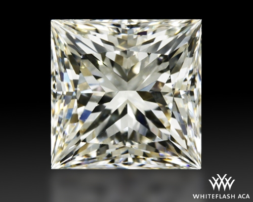 1.257 ct I VVS2 A CUT ABOVE® Princess Super Ideal Cut Diamond