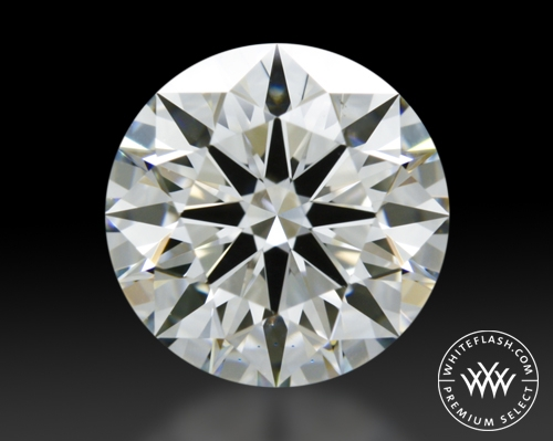 1.372 ct H VS2 Premium Select Round Cut Loose Diamond