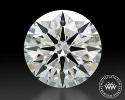 1.372 ct H VS2 Premium Select Round Cut Loose Diamond