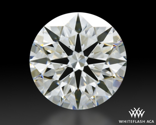 1.533 ct G VVS1 A CUT ABOVE® Hearts and Arrows Super Ideal Round Cut Loose Diamond