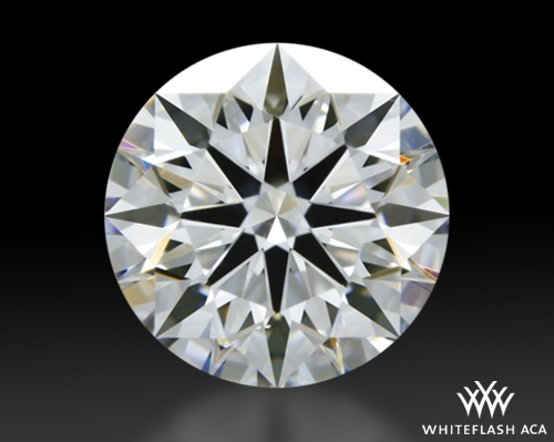 1.528 ct E VS2 A CUT ABOVE® Hearts and Arrows Super Ideal Round Cut Loose Diamond