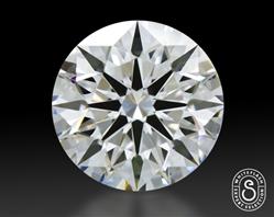 1.103 ct E VS1 Expert Selection Round Cut Loose Diamond