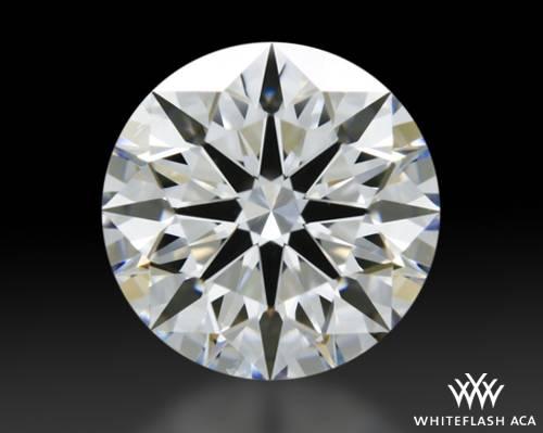 1.054 ct E SI1 A CUT ABOVE® Hearts and Arrows Super Ideal Round Cut Loose Diamond