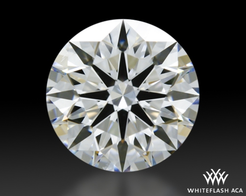 1.054 ct E SI1 A CUT ABOVE® Hearts and Arrows Super Ideal Round Cut Loose Diamond