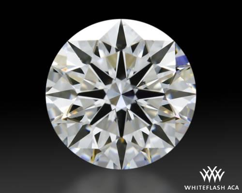 1.13 ct E VS2 A CUT ABOVE® Hearts and Arrows Super Ideal Round Cut Loose Diamond