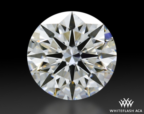 1.13 ct E VS2 A CUT ABOVE® Hearts and Arrows Super Ideal Round Cut Loose Diamond